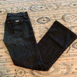 David kahn boot cut jeans